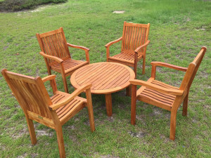 Teak Furniture Restoration NC